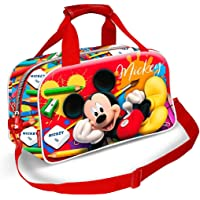Karactermania Mickey Mouse Crayons Bolsa de Deporte Infantil