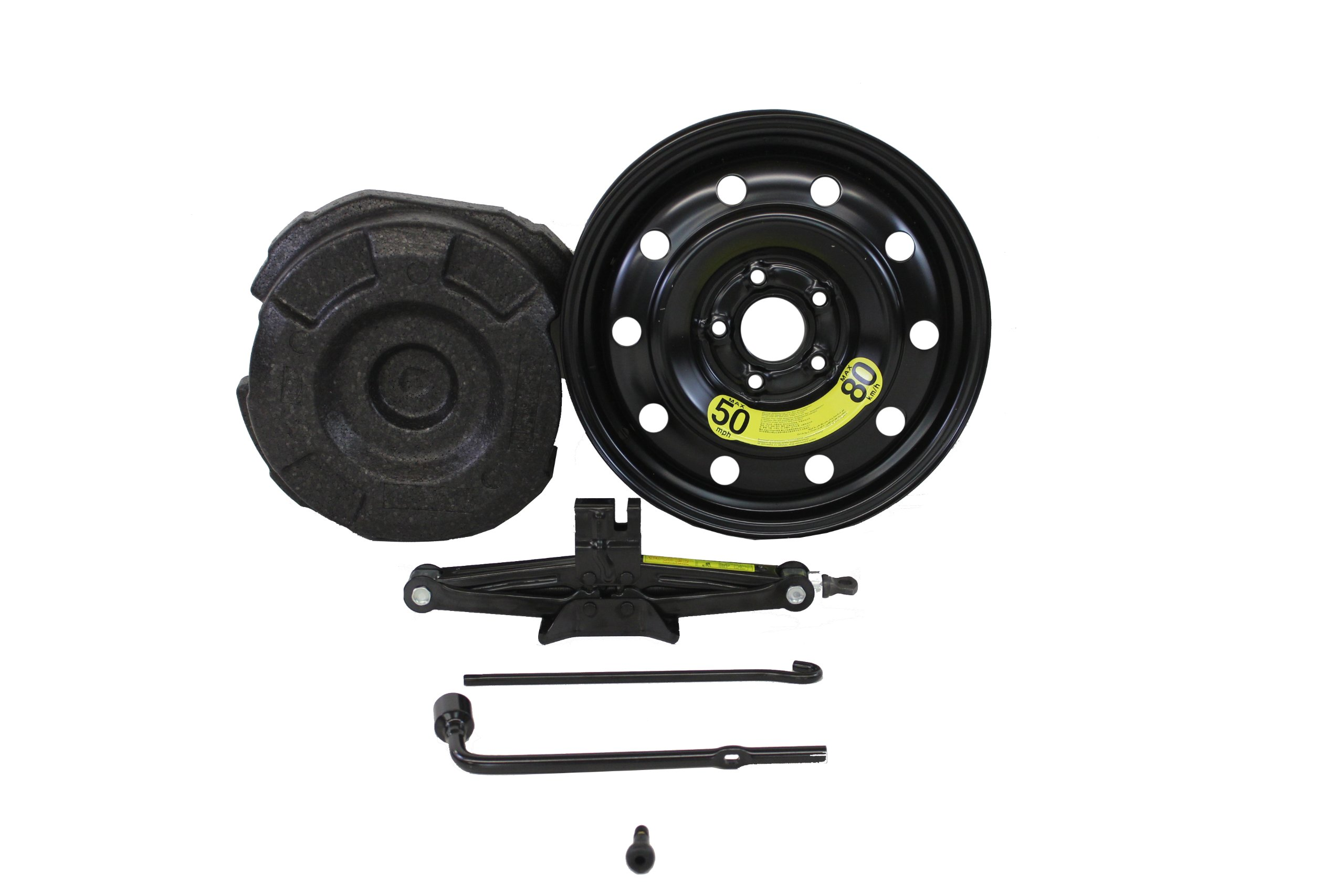 Genuine Kia Accessories 09100-2K993 Spare Tire Kit