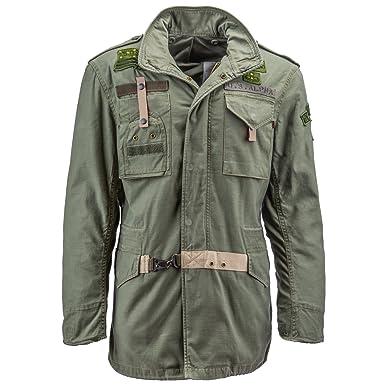 709517f8669 Alpha Industries 50th Anniversary M-65 Field Coat