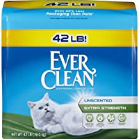 Ever Clean Extra Strength Cat Litter, Unscented