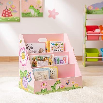 Estantería Infantil para Niños Revistero Sunny Magic Garden Fields TD-13142A
