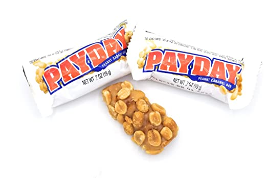 Image result for snack size payday