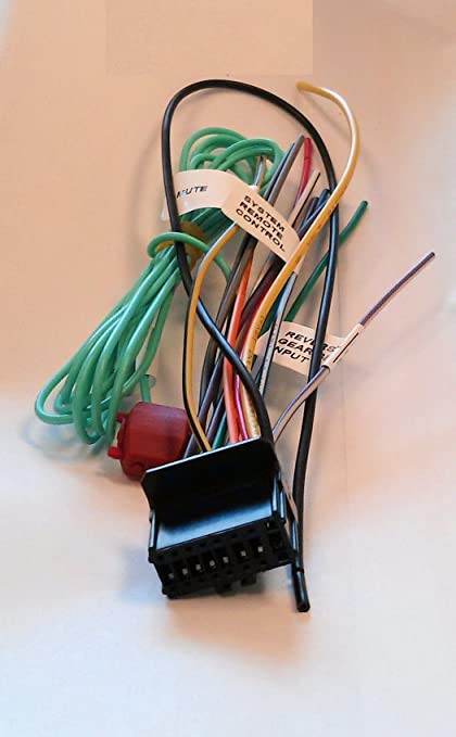 amazon com: pioneer wire harness avh-p3400bh avhp4400bh avhx8500bhs  avhp8400bh avh-p8400bh: automotive