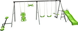 """product image for Flexible Flyer """"World of Fun Swing Set"""