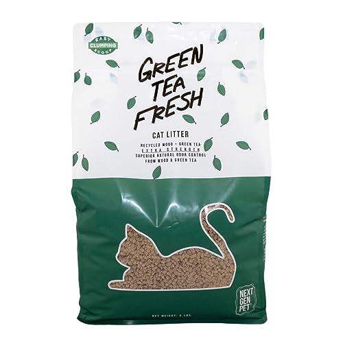 Next Gen Pet Green Tea Fresh