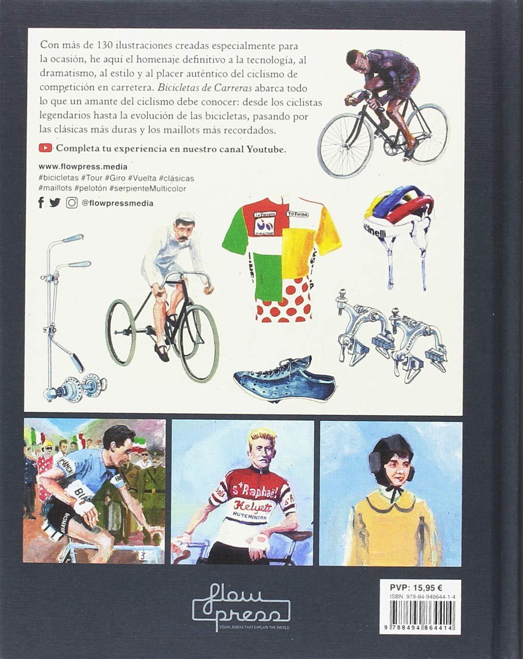 Bicicletas de carreras: La historia ilustrada del ciclismo en ...