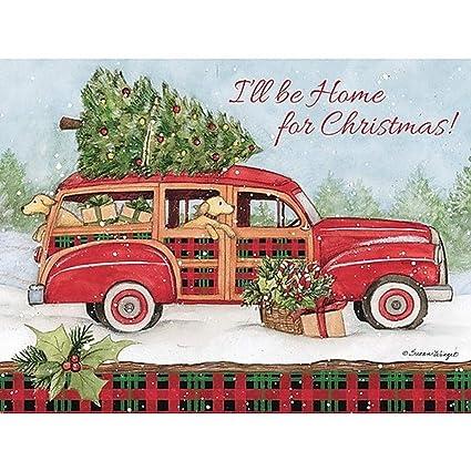 lang home for christmas classic cards 2004041 - Christmas Classic