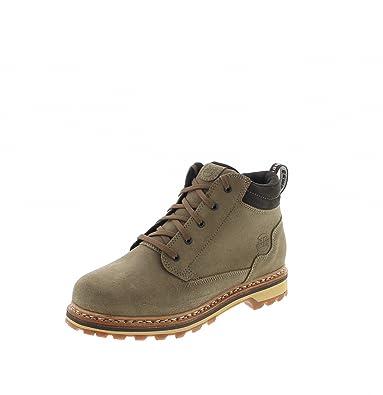 Hanwag Kofel Low, Chaussures de Randonnée Basses Homme, Beige (Gemse), 46 EU