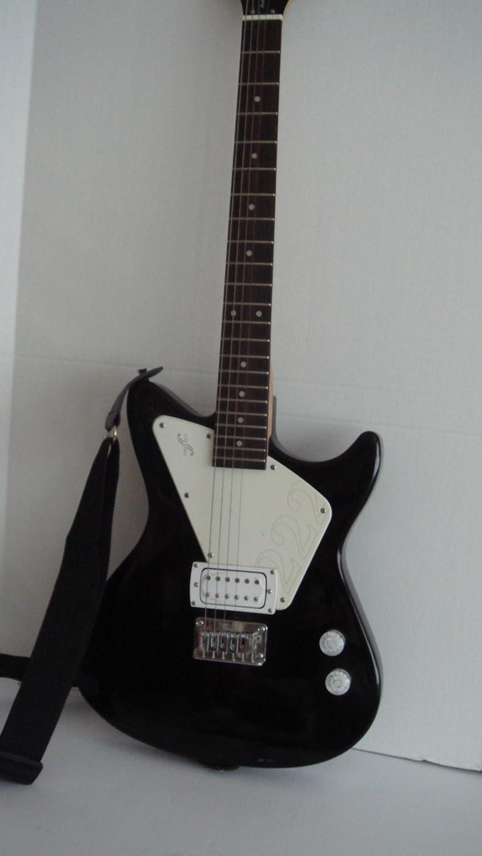 Primera Ley 222 guitarra eléctrica Pack – Negro (al4042): Amazon ...