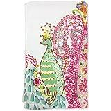 Dena Peacock Printed Hand Towel
