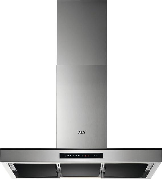 AEG DBK7990HG - Campana (801 m³/h, Canalizado/Recirculación, A, B, C, 55 dB): Amazon.es: Hogar