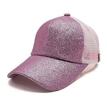 Gorra Beisbol, Koly Sombrero Béisbol Cap para Hombre Mujer Verano Gorras de Camionero de Hip