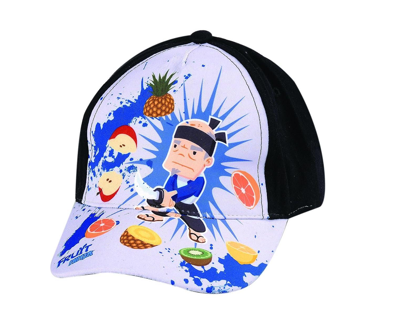 Amazon.com: Fruit Ninja Black & Grey Hat: Clothing