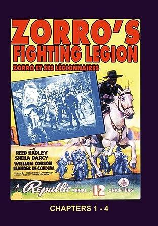 Amazoncom Zorros Fighting Legion Movies Tv