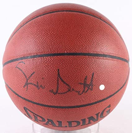 pretty nice 2d0d2 83d14 Kevin Garnett Signed Basketball - Full Size Celtics - JSA ...