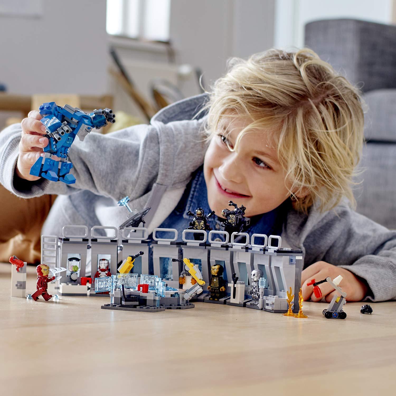 Los mejores juegos de Los Vengadores de LEGO