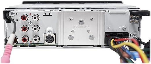 Kenwood KDC-BT772HD Single-DIN Bluetooth CD AM//FM HD Radio SiriusXM-Ready Car Audio Receiver KDCBT772HD