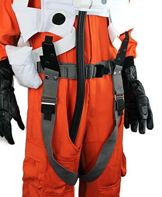 Amazon.com: X-Wing Pilot de resistencia arnés cinturón de ...