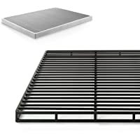 Zinus Victor Quick Lock Smart Box Spring/Mattress Foundation/Strong Steel Structure/Easy Assembly
