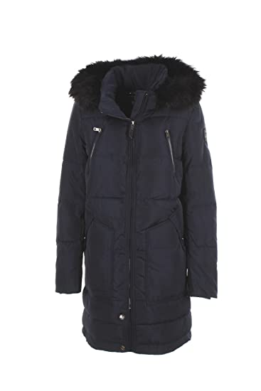 pretty nice 7d59a 05606 ONLY Giubbotto Donna S Blu 15146950/onlmisty Autunno Inverno ...