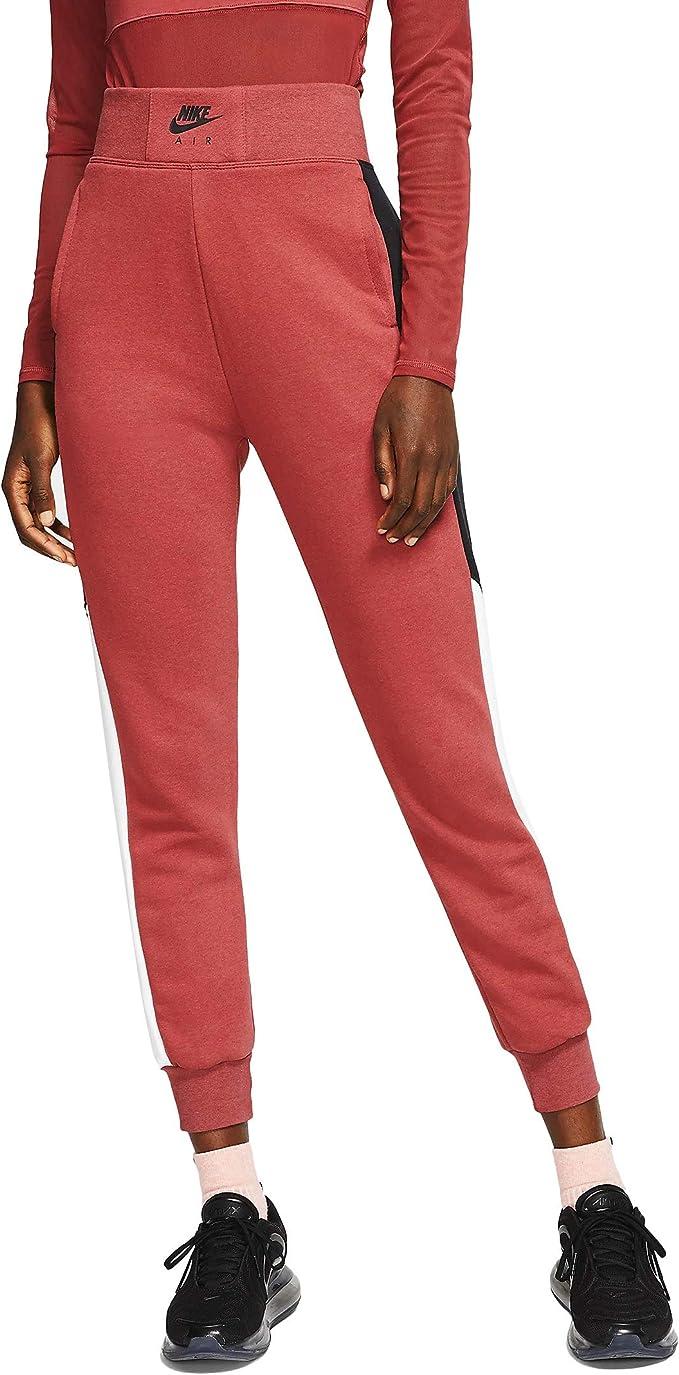 Nike NSW Air Fleece Pantalón de chándal para Mujer Bv4775-661 ...