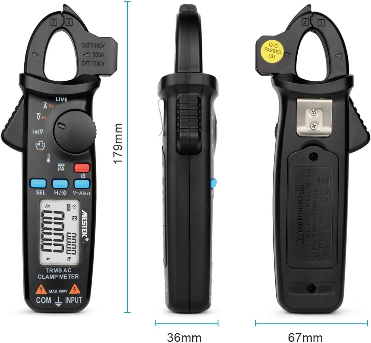 Multimeter Portable CM82C Auto Clamp Meter Pince Multimetre AC//DCpinza Amperimetrica Digital Clamp Meters Scientific Products