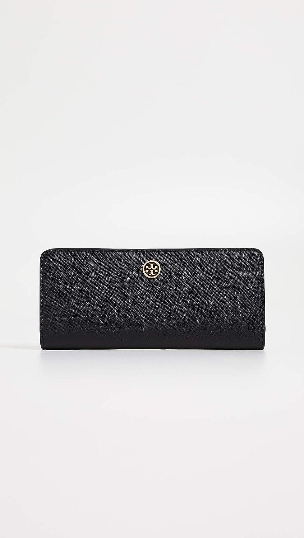 218f895906ce0 Amazon.com  Tory Burch Women s Robinson Slim Wallet