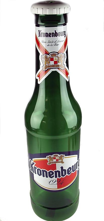 Caja de diseño de billetes de libras gigante - Kronenbourg Fun diseño de jarra de cerveza