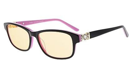 Eyekepper EVA Zip caso di occhiali da lettura nero(4 pcs) K9CXsAZ