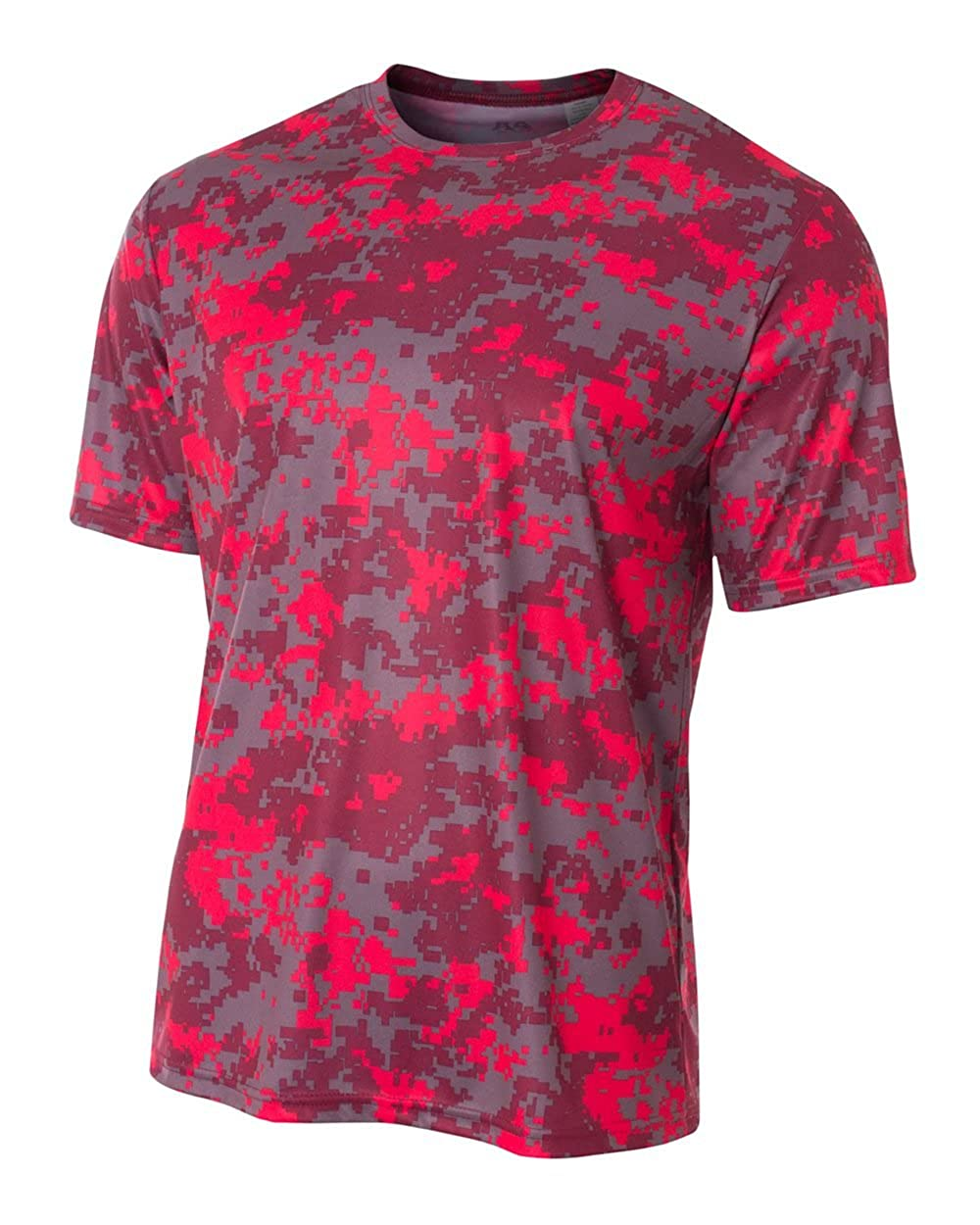 27a4a55a Amazon.com: A4 Men's Camo Performance Tee: Clothing