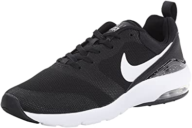 Nike Air Max Siren, Damen Sneakers, Schwarz (BlackWhite
