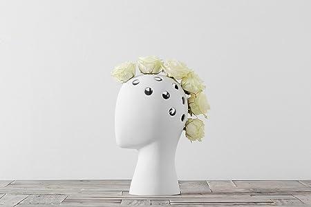 Wig Flower Vase Amazon Kitchen Home