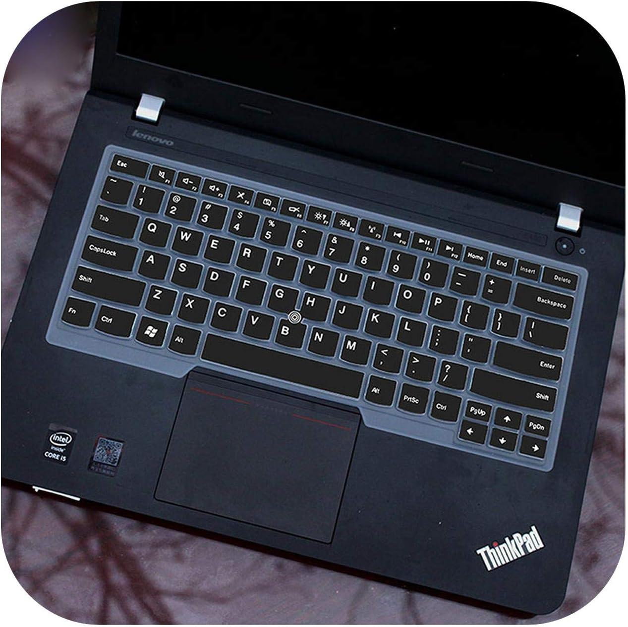Schwarz Laptop-Tastaturabdeckung f/ür Lenovo Thinkpad T431 T431S E431 T440 T440P T440S E14 E440 L440 T450 T450S T460 T460P L450 T440
