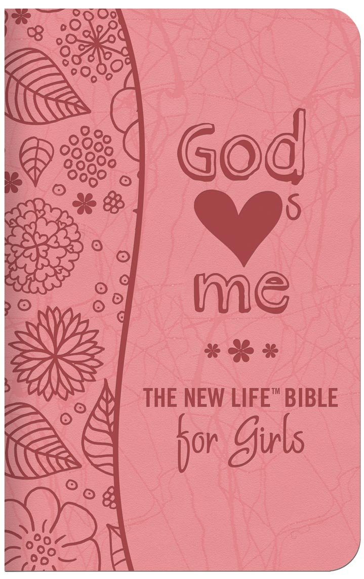 Read Online God Hearts Me New Life Bible for Girls pdf