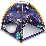"MountRhino Rocket Ship Kids Tent Playhouse, 48""x48""x42"" Indoor Outdoor Astronaut Space Toddler Kids Play Tent , Portable…"