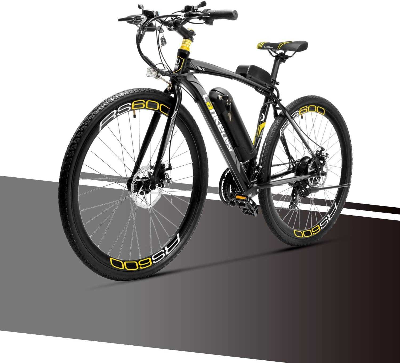 LANKELEISI RS600 Batería Bicicleta eléctrica Samsung 36 V 20 Ah ...