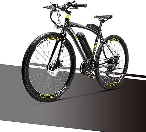 LANKELEISI Batería para Bicicleta eléctrica RS600 Samsung 36V 20Ah ...