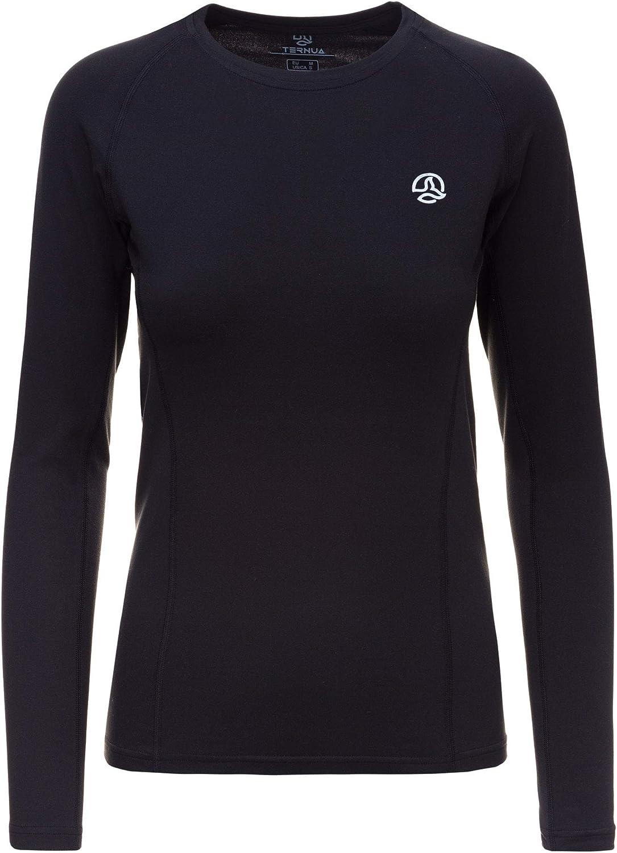 Ternua ® Alma LS W - Camiseta Mujer: Amazon.es: Ropa y accesorios