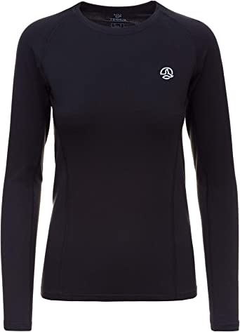 Ternua ® Alma LS W Camiseta Mujer