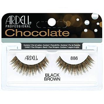 4c79862642b Amazon.com : Ardell Chocolate 886, Black/Brown : Beauty