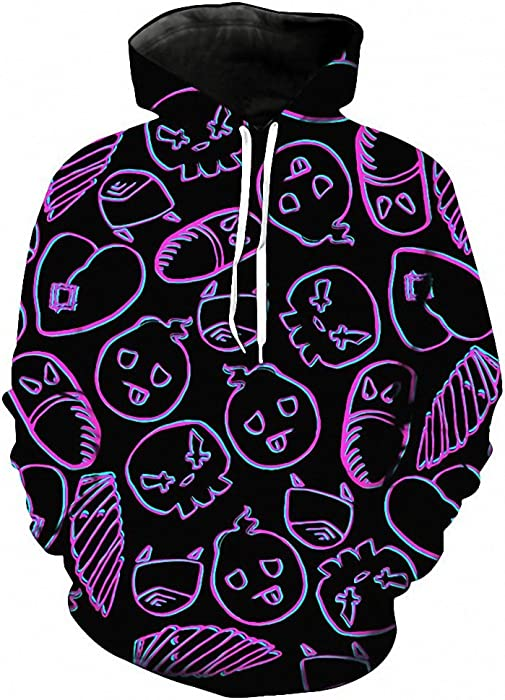 Amazon.com: Skull Candy Hoodies Men/Women NEW Hip Hop Hooded Tops Casual Autumn Tracksuit Sudadera Hombre Hoodie Sweatshirt Dropship hoodies men XXL: ...