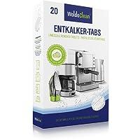 woldo Clean pastillas antical para cafeteras automáticas y máquinas de café