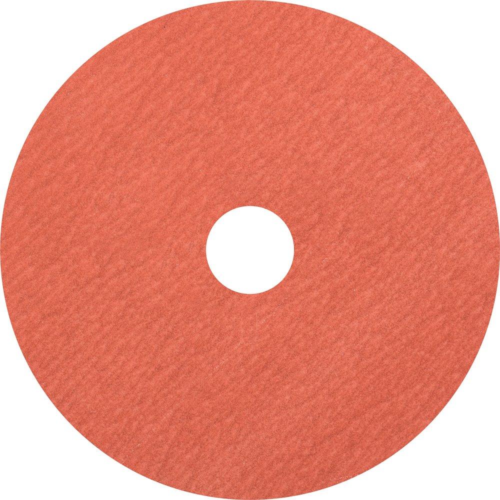 5 Diameter 12200 RPM 5 Diameter 7//8 Arbor Hole PFERD Inc. Pack of 25 Aluminum Oxide A-Cool PFERD 40063 Fibre Disc 180 Grit 7//8 Arbor Hole