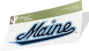 University of Maine UMaine Black Bears NCAA Vinyl Decal Laptop Water Bottle Car Scrapbook (Sticker - 00025)
