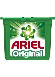 Ariel 3 In1 Pods Detergente en Cápsulas para Lavadora - 24 Cápsulas