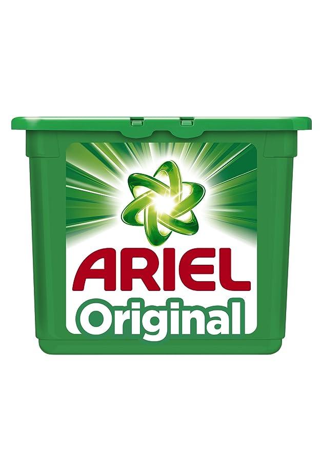 Ariel 3 In1 Pods Detergente en Cápsulas para Lavadora - 24 Cápsulas: Amazon.es: Amazon Pantry