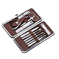 Deals on Corewill Nail Clipper Set 12 in 1 Manicure and Pedicure Kit