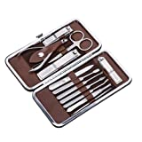 Amazon Price History for:Corewill Manicure & Pedicure Set Nail Clippers 12 in 1 Stainless Steel with Portable Travel Case