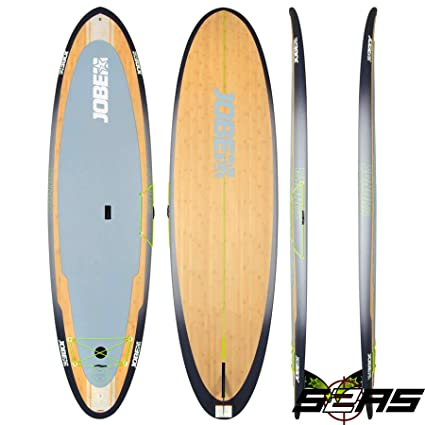 Jobe bambú Sonora 10,6 Yoga Sup Stand Up Paddle Board ...