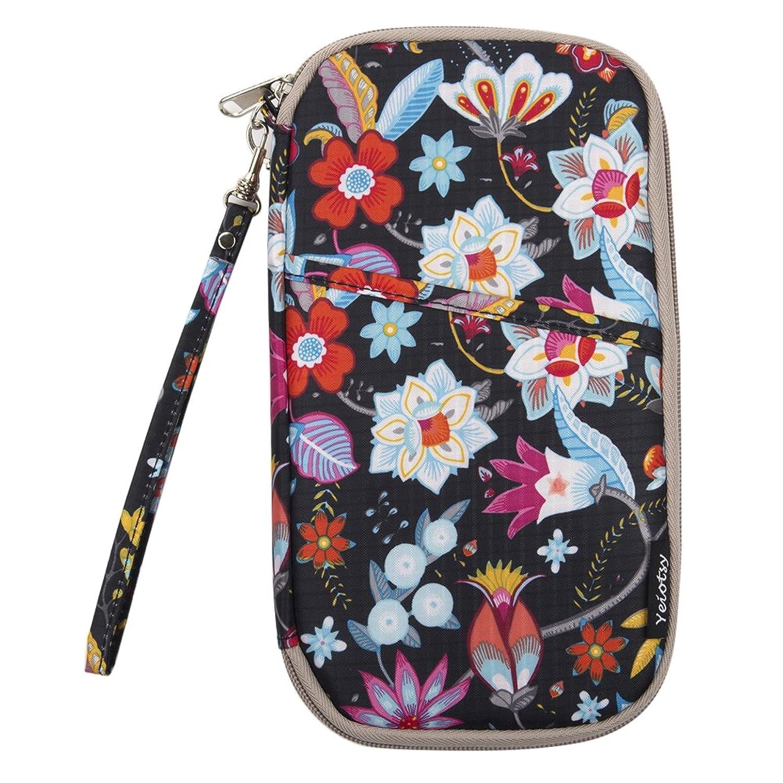 amazon com passport cover yeiotsy vintage flowers travel
